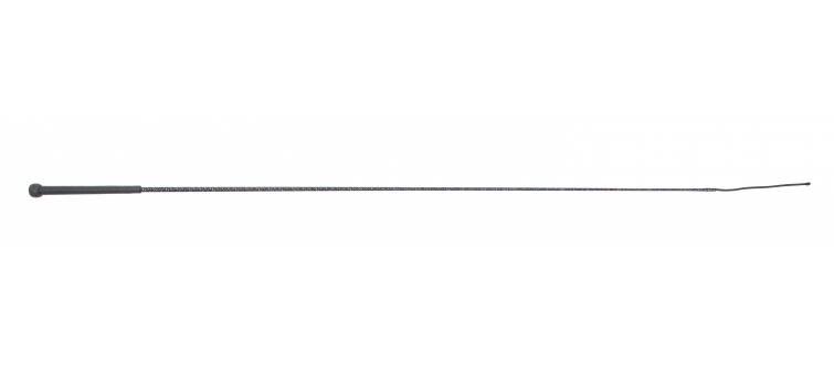 CW50/SP Sparkle Braid, Rubber Handle, Polypropylene Lash
