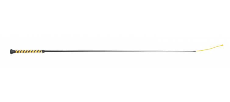 "S96/36"" Polypropylene Braid, Rubber Web/Patent Handle, Polypropylene Lash"