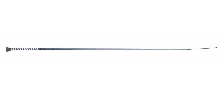 S229 Sparkle Braid, PU/Glitter Cord Handle, Polypropylene Lash