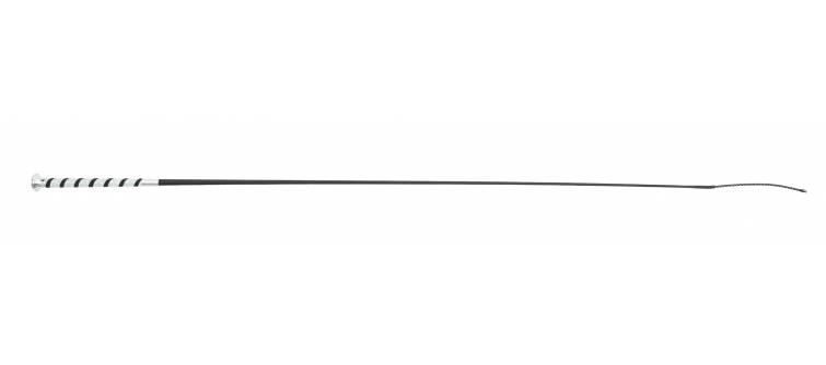 S282 Polypropylene Braid, Glitter/Nubuck Handle, Polypropylene Lash