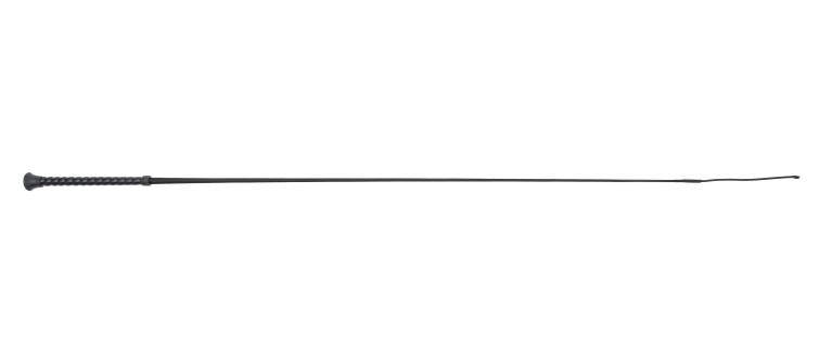 S283/P Polypropylene Braid, Spiral Leather Handle, Polypropylene Lash