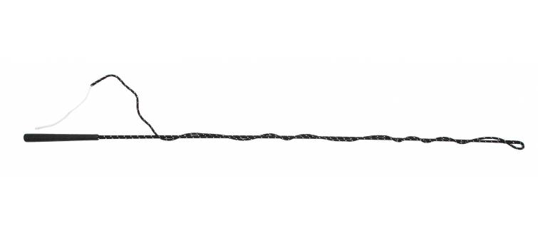 "R454 50"" / 125cm Heavy Polypropylene Braid and Thong, Small Golf Handle, Polypropylene Lash"